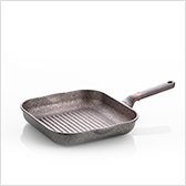 Glam Square Grill Pan 28cm